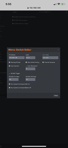 Wemo Testers Needed - Plugins - OctoPrint Community Forum
