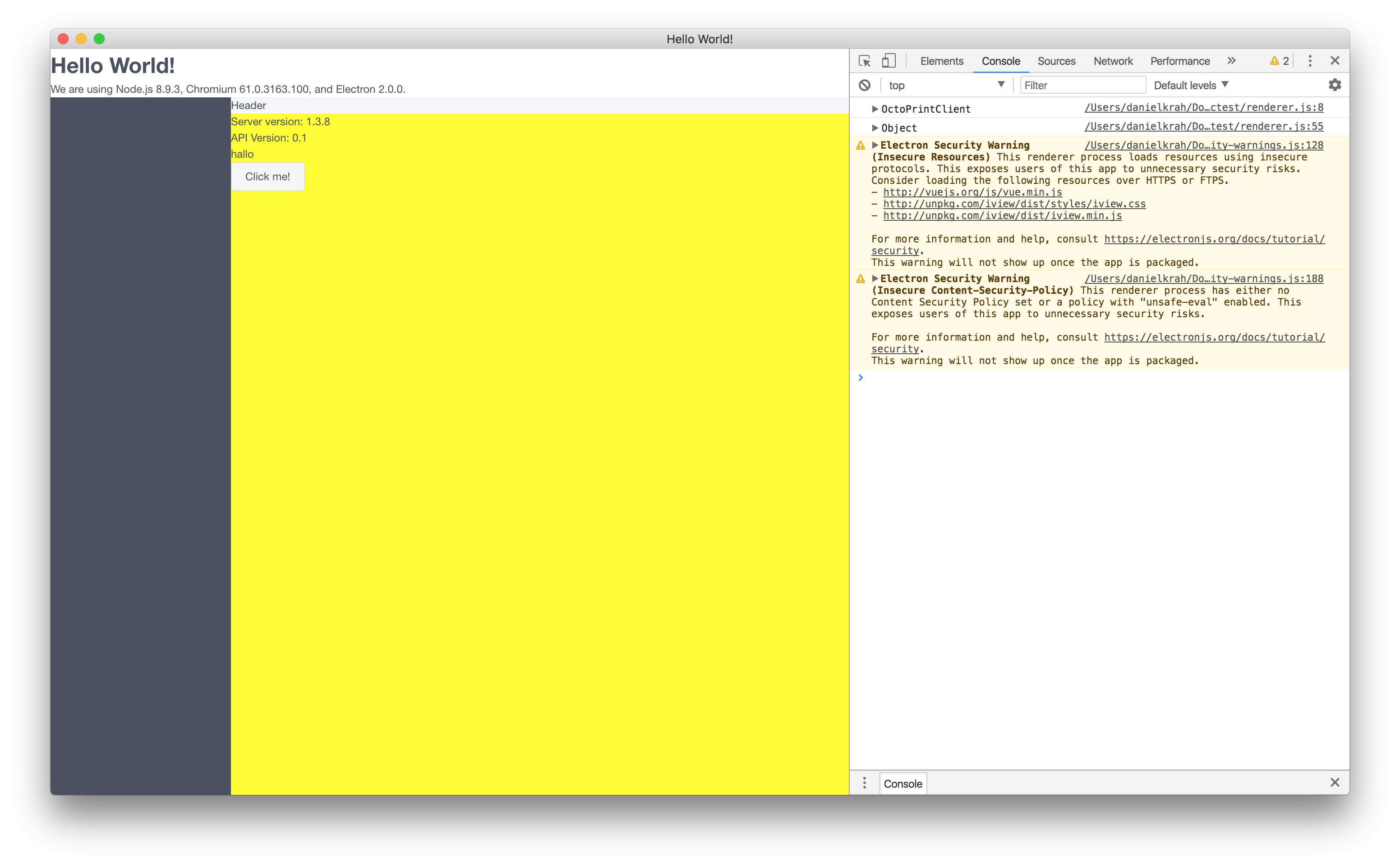 Did some work on Printview (which is not developed by the