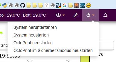 Octolapse settings - Printer profile - Get Help - OctoPrint