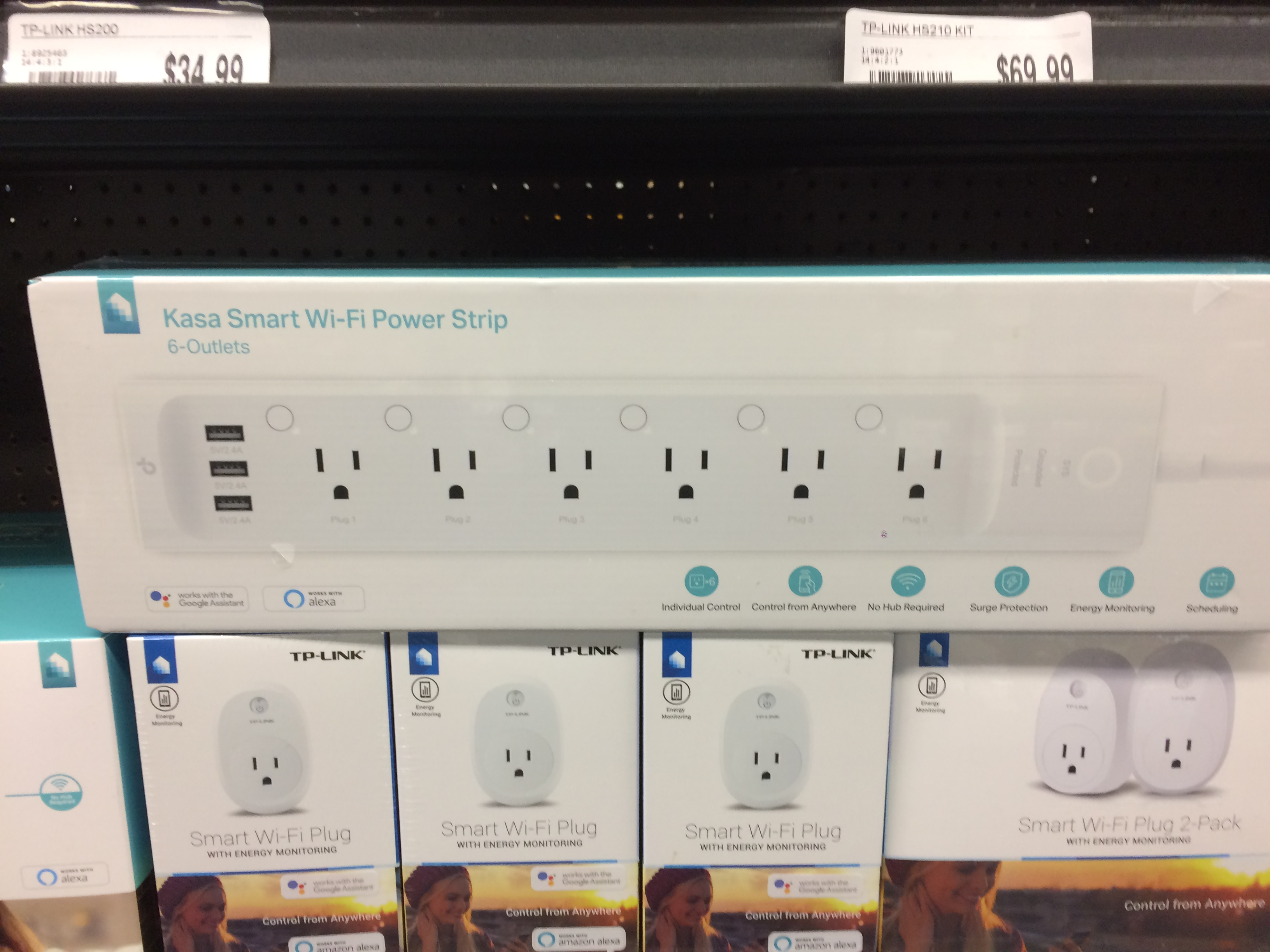 TP-Link new individually-controllable power strip - Showcase