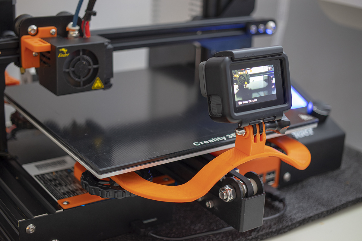 GoPro + Octolapse  How is this possible? - Get Help - OctoPrint