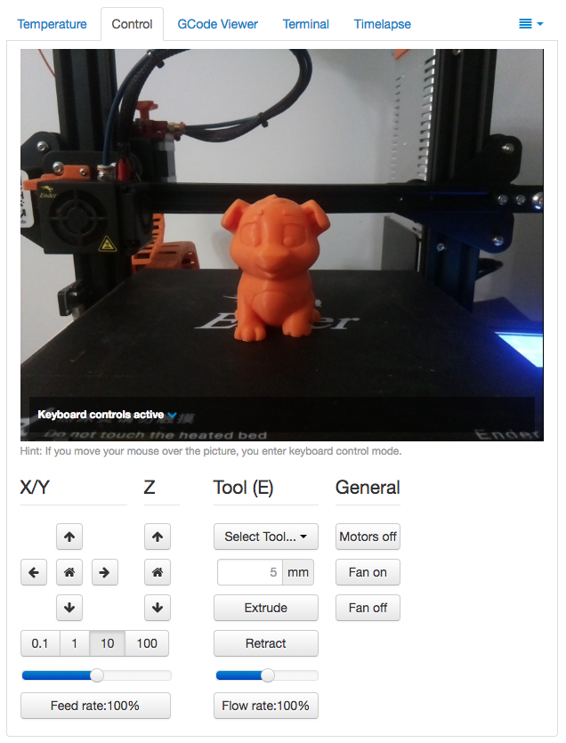 Raspberry Pi Camera V2 Settings? - Webcams - OctoPrint