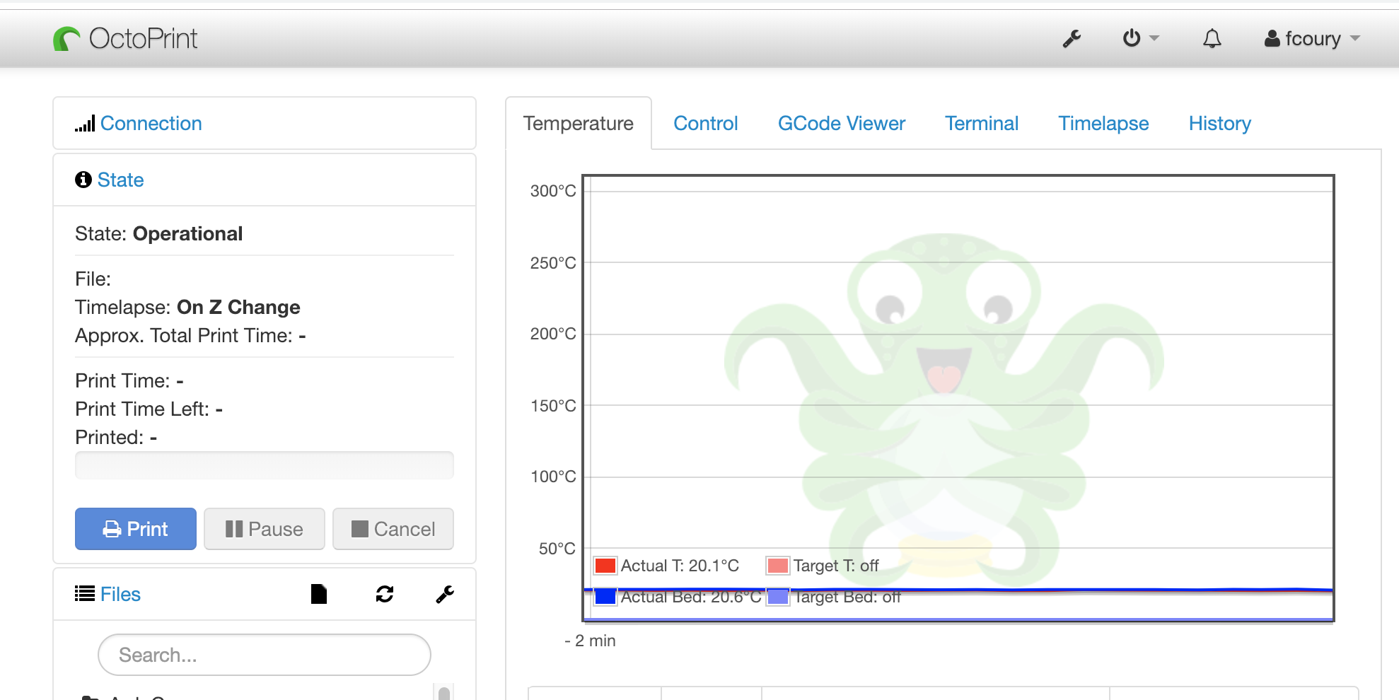 Octoprint server won't start after upgrade to 1 3 10 - Get